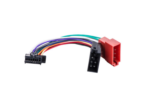 A4A US Shipping For Pioneer 16pin Into Radio Harness With ISO Connector