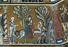 Alte Postkarte - Florenz - Baptisterium - Die Flucht nach Ägypten