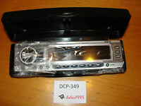 Clarion Cd Player Face Plate Dcp-349 For Xdz616 With Carry Case