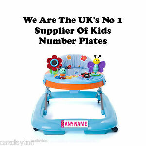 PERSONALISED-NUMBER-PLATE-FOR-YOUR-BABY-WALKER-PINK