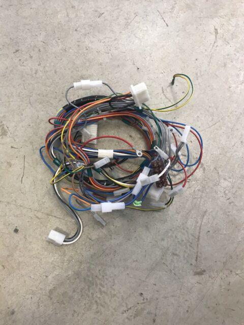 whirlpool dryer wire harness 8182504 ebay Thermostat for Whirlpool Dryer whirlpool dryer wire harness oem p n 8182504