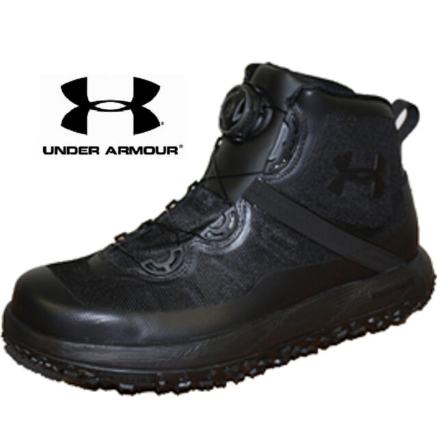 pretty nice 0e3bb 534e4 Under Armour Fat Tire GTX 1262064 Black Size 10.5
