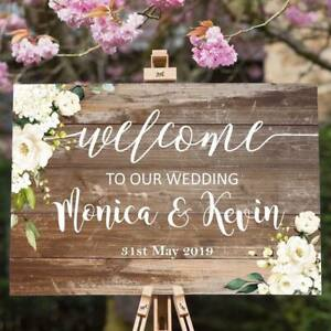 Personalised-Wedding-Welcome-Sign-A1-A2-A3-Sizes-Rustic-003