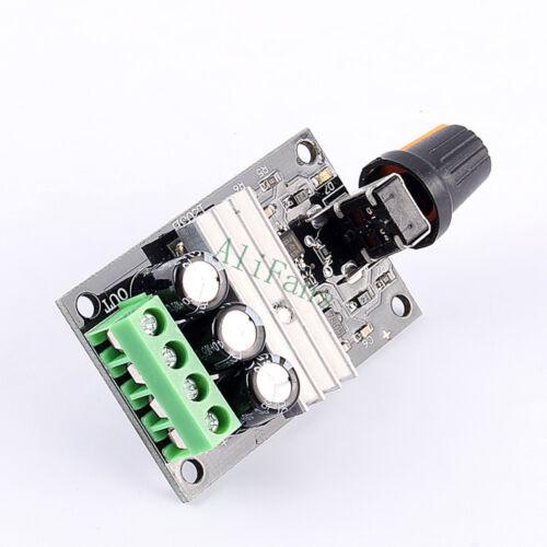 DC 6V 12V 24V 28V PWM 3A Motor Speed Control Switch Controller Quality Module