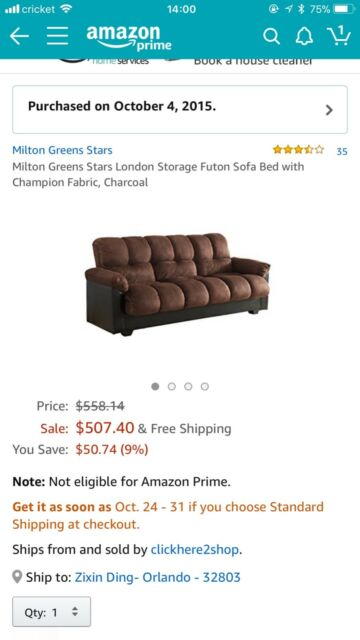 Milton Greens Stars London Storage