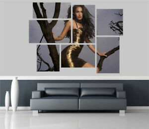 Megan-Fox-Removable-Self-Adhesive-Wall-Picture-Poster-FP-1499