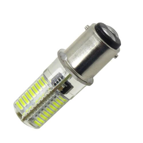 BA15D LED Light Bulb Lamp 64//72//80 3014//4014//5730 Singer 221//301A//401A//Kenmore