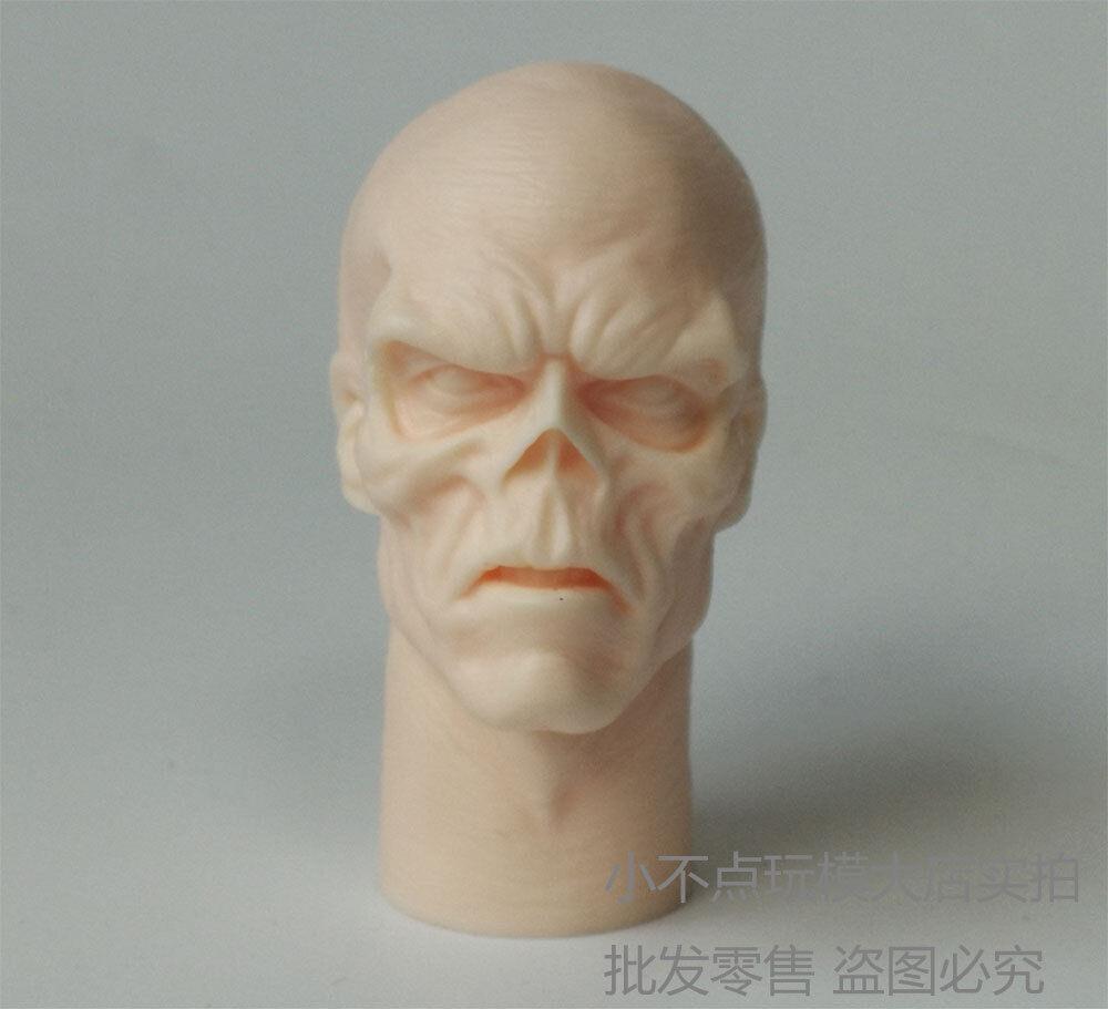 1//6 Red Skull Head Sculpt Hugo Weaving pour Captain America Hot Toys ❶ USA ❶
