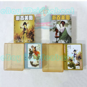 SET-2-Decks-108-cards-Chinese-Ancient-Famous-Women-Beauties-Playing-card-Poker