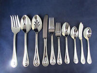 Lenox FRENCH PERLE 18/10 Stainless Flatware - Silverware NEW Your Choice