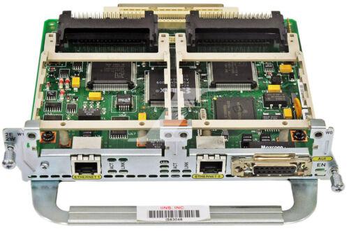 Cisco NM-2E2W 2-Ethernet 2-WIC Network Module