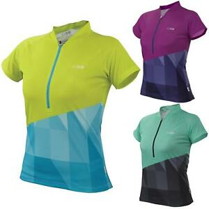 IXS sablun Femmes Trail Jersey Vélo Maillot Shirt alpin Mtb Toutes VTT-afficher le titre d`origine ann4yMYU-07150707-993917013
