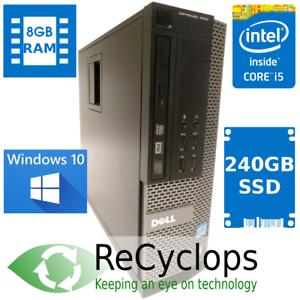 Dell-Optiplex-7010-Intel-Core-i5-CPU-8GB-RAM-240GB-SSD-Windows-10-PC
