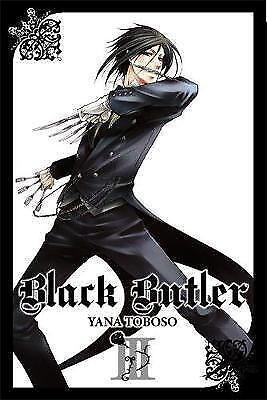 1 of 1 - Toboso, Yana, Black Butler, Vol. 3, Very Good Book