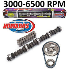 "HOWARD/'S 3400-7000 RPM Ford 351C-351M 295//301 655/""//675/"" 110° Camshaft /& Lifters"