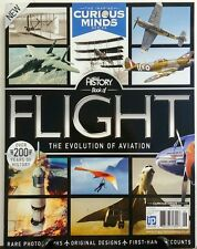 All About History Book of Flight The Evolution of Aviation FREE SHIPPING sb
