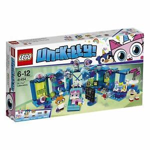 Lego-Boite-Neuve-Scelle-Unikitty-Le-Laboratoire-de-Dr-Fox-41454-NEW