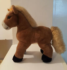 STEIFF HORSE PONY COSY FERDY BROWN 5475/28