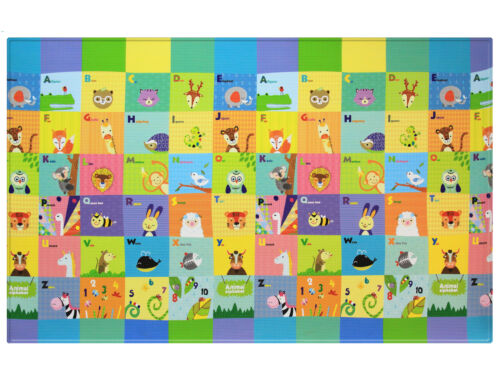 Baby Care Birds in the Trees BabymatteSpielmatteKinderteppich 210 x 140 cm