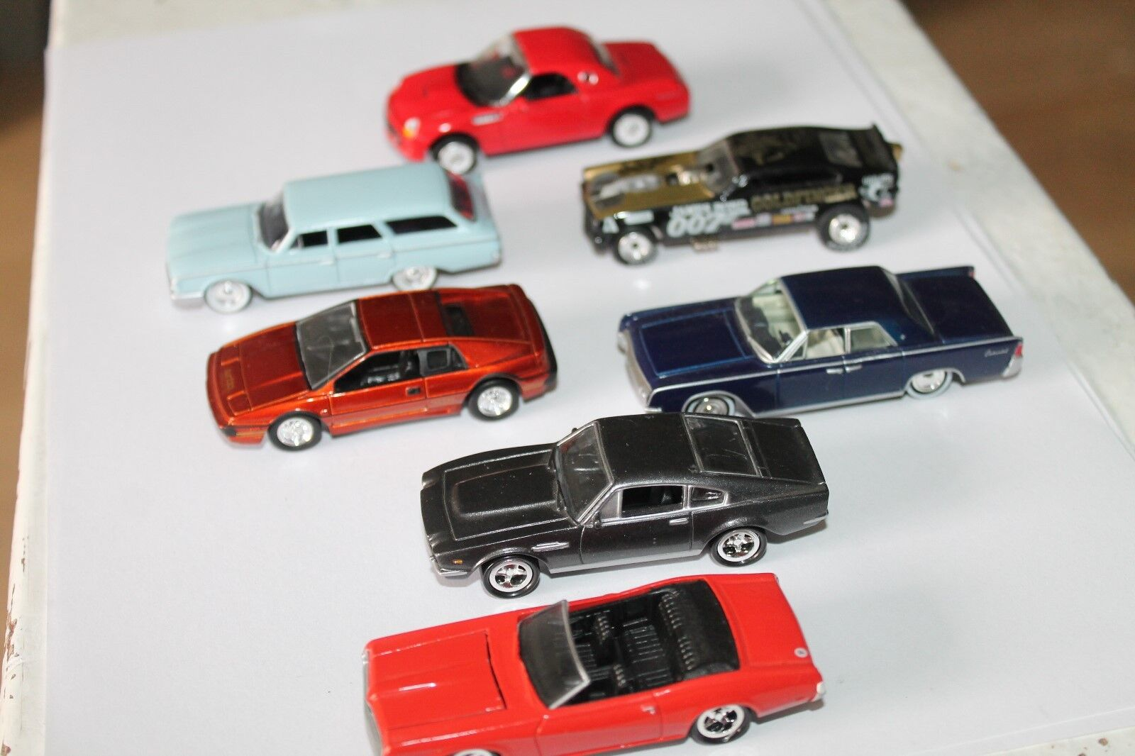 James Bond modèle liasse  J. Lightning    CORGI  top & rar  > 30 Modèles | élégant  4cb01b