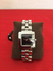 2348731b644 Image is loading Gucci-3600L-Ladies-Women-s-Watch-G-Face-