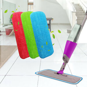 Spray-Wet-Mop-Pads-Replacement-Refill-Microfibre-Microfiber-Cleaning-Cloth-US