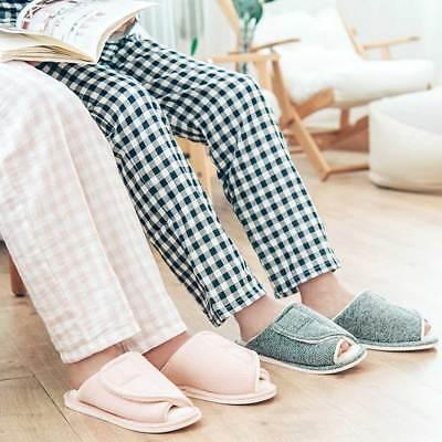 release info on latest design sells Women Extra Wide Slippers Diabetic Edema Flat Feet Bunions ...