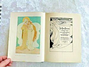 The Moon Princess, 1905, 1st, Edith Ogden Harrison, Illus: Lucy Perkins, McClurg