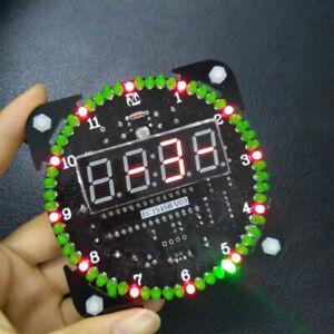 Rotazione-display-digitale-a-LED-DS1302-5V-Consiglio-Learning-Kit-Fai-da-Te-Orologio-Da-della