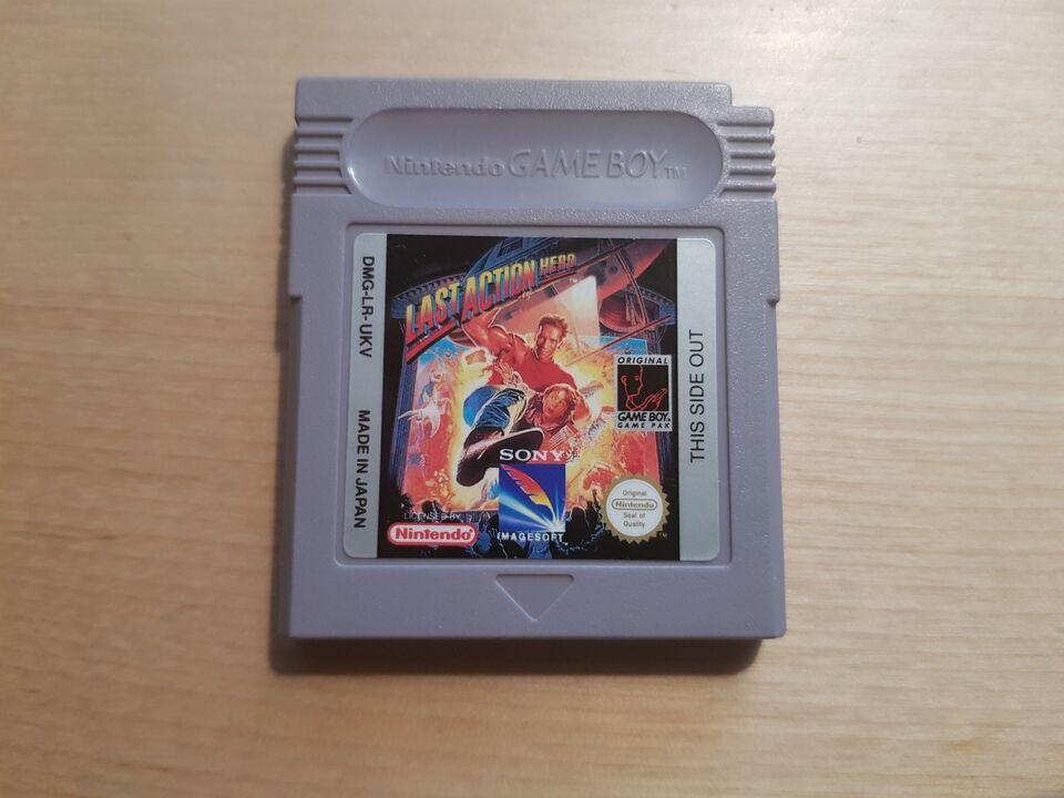 Last Action Hero, Gameboy