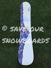 2001 / 2002 Mervin Lib Tech Litigator Snowboard 172 cm FREE SHIPPING