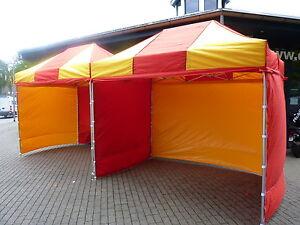 2x3m marktzelt marktstand faltzelt expresszelt zelt tent messestand pavillion ebay. Black Bedroom Furniture Sets. Home Design Ideas