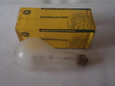 GE Light Bulb COV-R-GUARD Rough Service 150W Incandescent Lamp