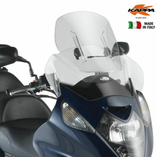 Parabrisas kappa KAF214 Listo Al Montaje Honda Silver Wing 600 / ABS (01 >09)
