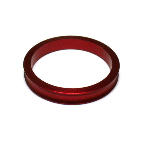 """2.5g gobike88 XON XHS-04 Alloy Spacer for 1-1//8/"""" Headset H25 5mm Red"""