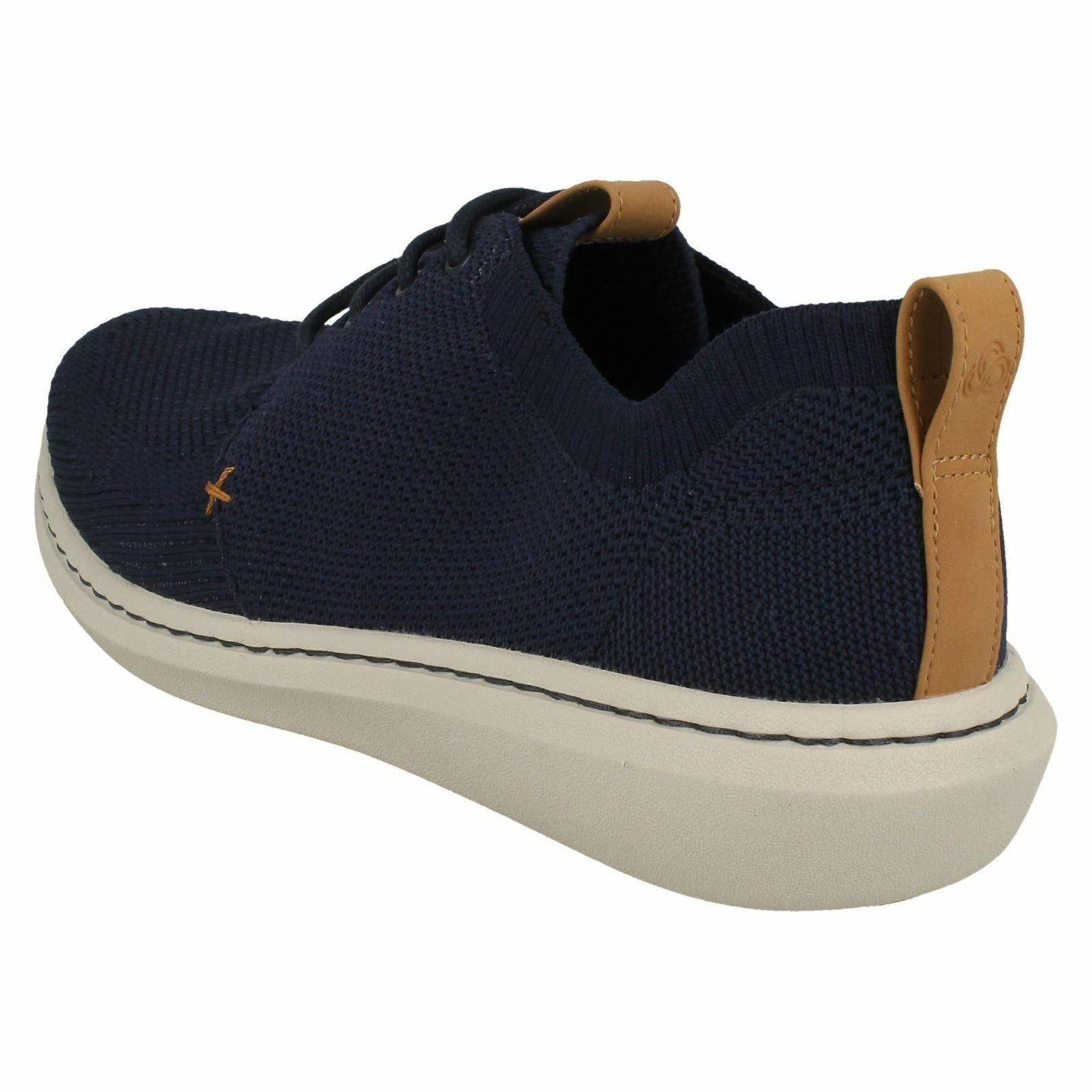 Lace Herren Clarks CloudSteppers Step Urban Mix Casual Lace  Up Schuhes 5515b0