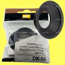 Genuine Nikon DK-19 Rubber Eyecup Df D810 D810A D800 D800E D700 D500 D5 D4 D3 F6