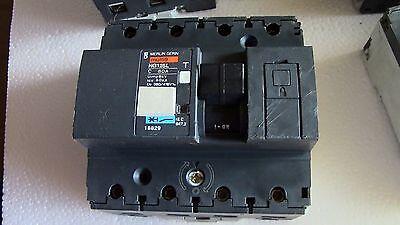 DISJONCTEUR NG125N 4P C80 80A merlin gerin  18657