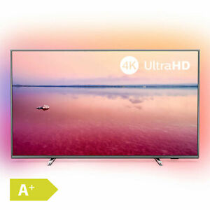 Philips-126cm-50-Zoll-Ultra-HD-4K-LED-Fernseher-Ambilight-HDR-Smart-TV-PVR