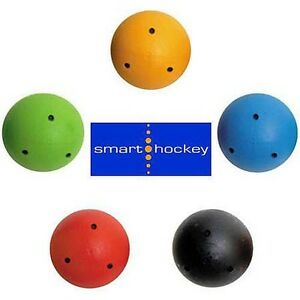 2e024ac3211 Smart Hockey Stick Handling Off Ice TRAINING BALL Official Puck ...