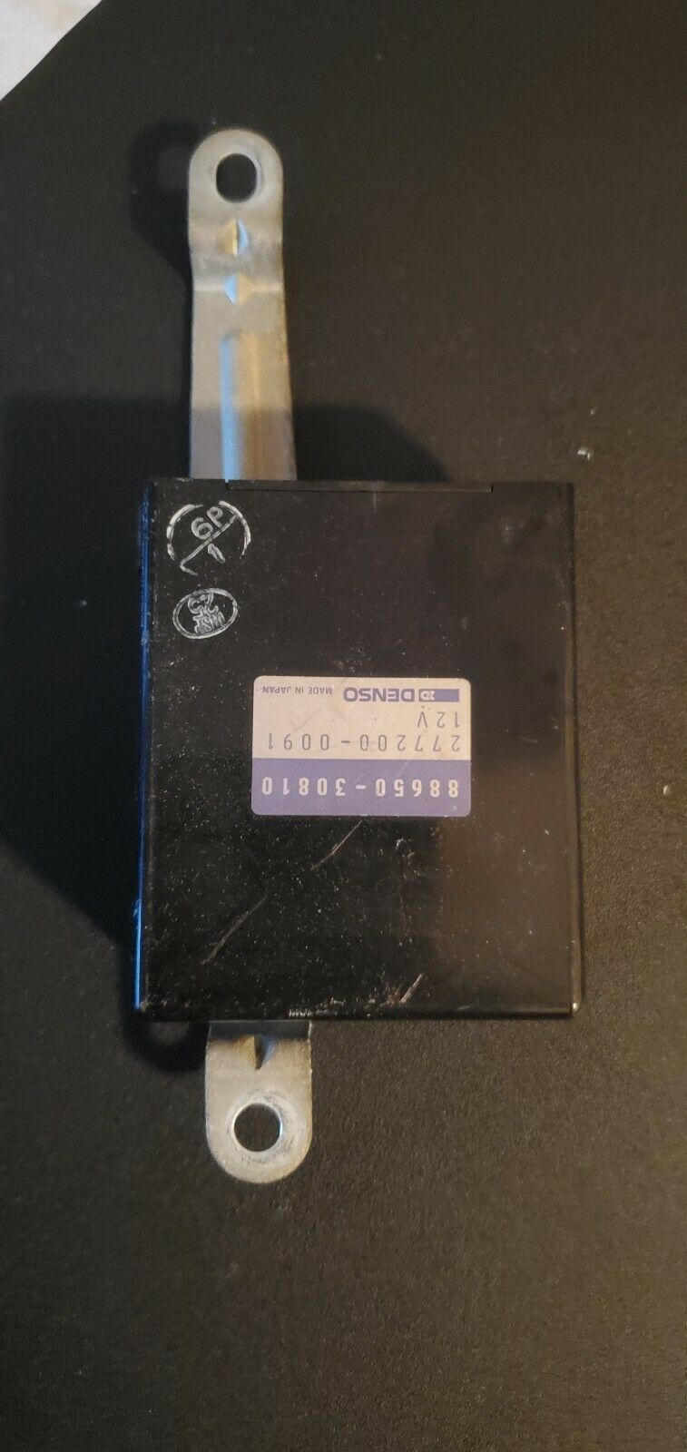 93-97 Gs300 Air Condition Ac Amp Amplifier Module Control Unit Computer Relay 88650-30810