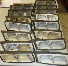 RENAULT R5 : platine feu arrière droite TURBO 5 ALPINE 1/72 à 06/85 ( right