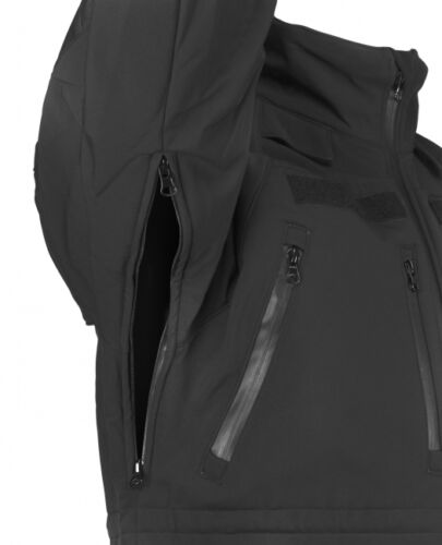 Veste Jacket tactique Softshell Multipockets imperméable Miltec N Softair twfAxqq7