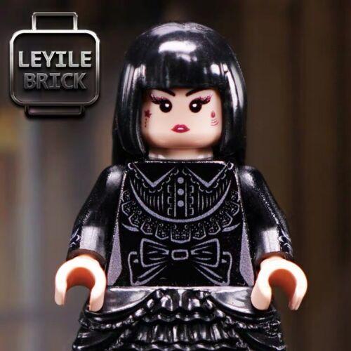 **LAB9MINIFIGS** ⎡LEYILE BRICK⎦ Custom Gothic Lolita Angel Lego Minifigure