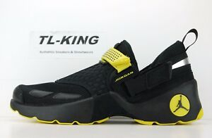 quality design 99f7d 77dda ... Image is loading Nike-Air-Jordan-Trunner-LX-Thunder-Black ...