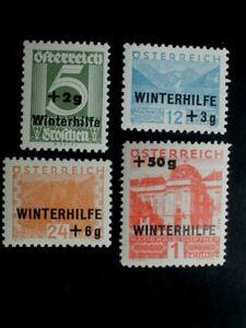 ANK 563/66, WINTERHILFE I, postfrisch,   KW 100,-