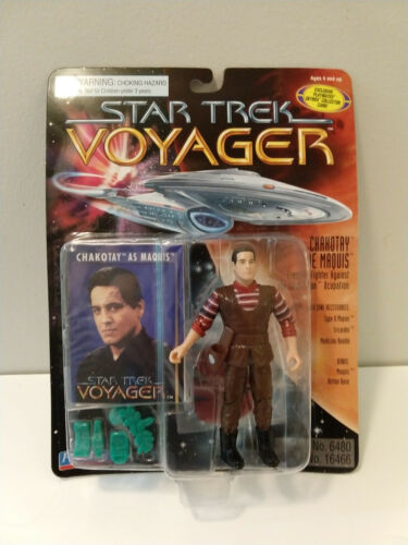 Playmates #16466 Star Trek Voyager Chakotay the Maquis