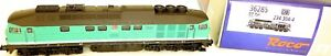 Roco-36285-Diesellok-BR-234-304-4-mintgruen-DB-EpV-PluX16-TT-1-120-OVP-NEU-HL1