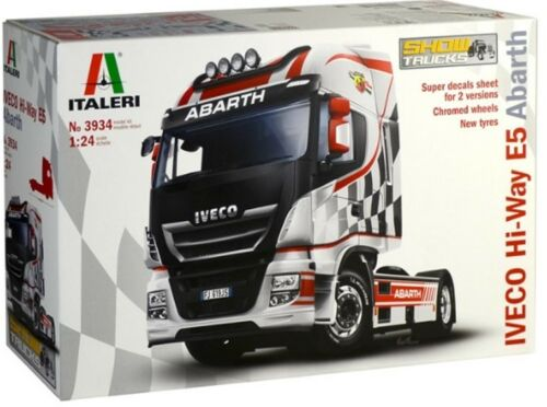 "Iveco E5 Hi-Way /""Abarth/"" ITALERI 1:24 IT3934"