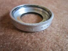 Vintage Tiffen #640 Series 6 Adapter Retaining Ring Camera Accessory Holder